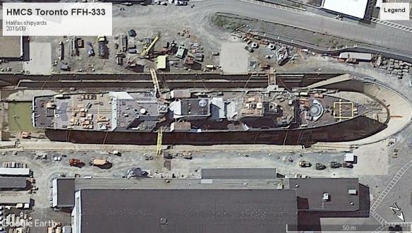 HMCS Toronto FFH-333 Halifax 2015