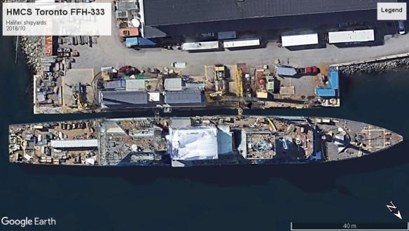 HMCS Toronto FFH-333 Halifax 2016