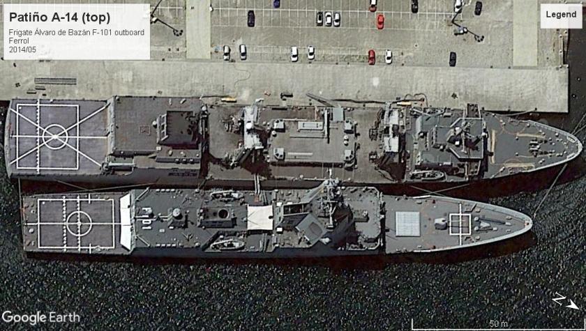 Patiño A-14 Ferrol 2014