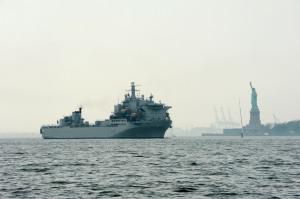 Fleet Week New York 2012