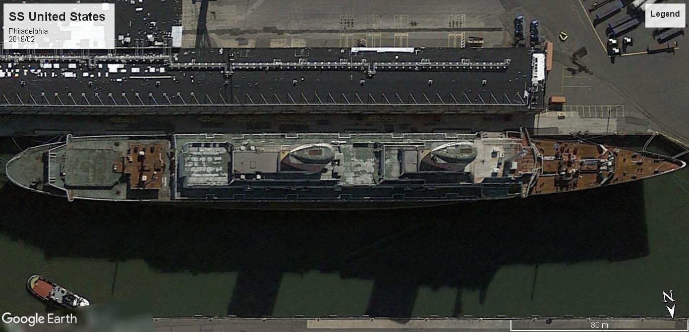 SS United States Philidephia 2019