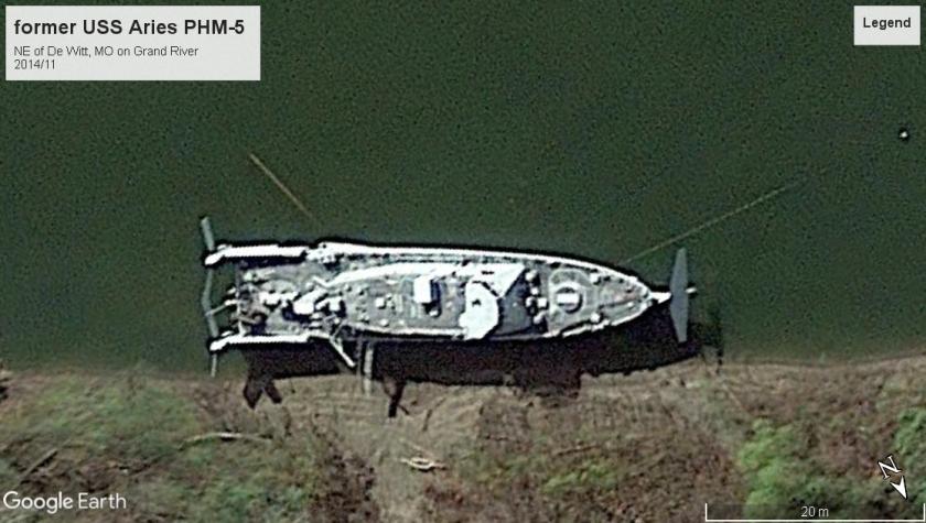 USS Aries PHM-5 De Witt MO 2014