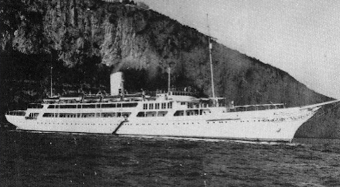 Al-Mahrousah_Royal_Egyptian_Yacht