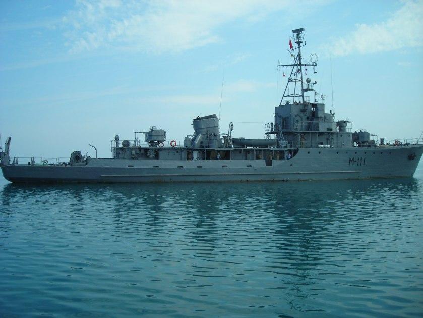 Albanian_Minesweeper_M-111