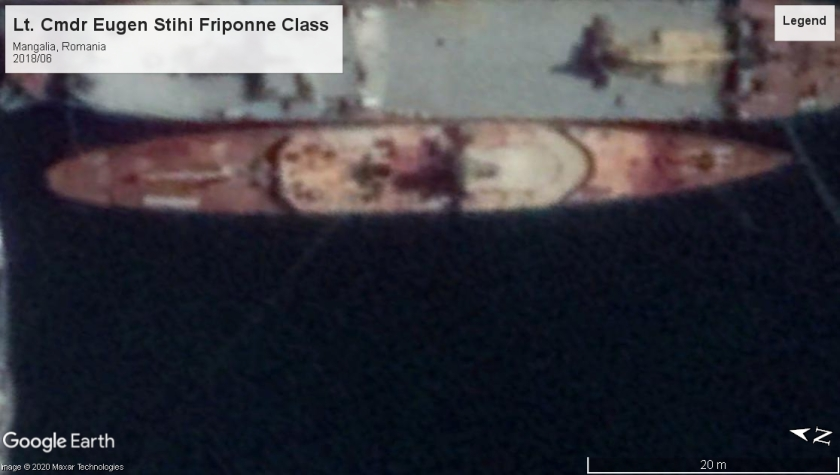 Eugen Stihi Friponne class Mangalia 2018