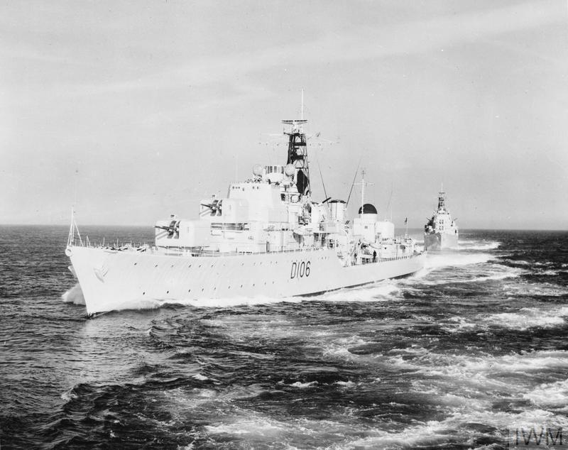 HMS Decoy IWM