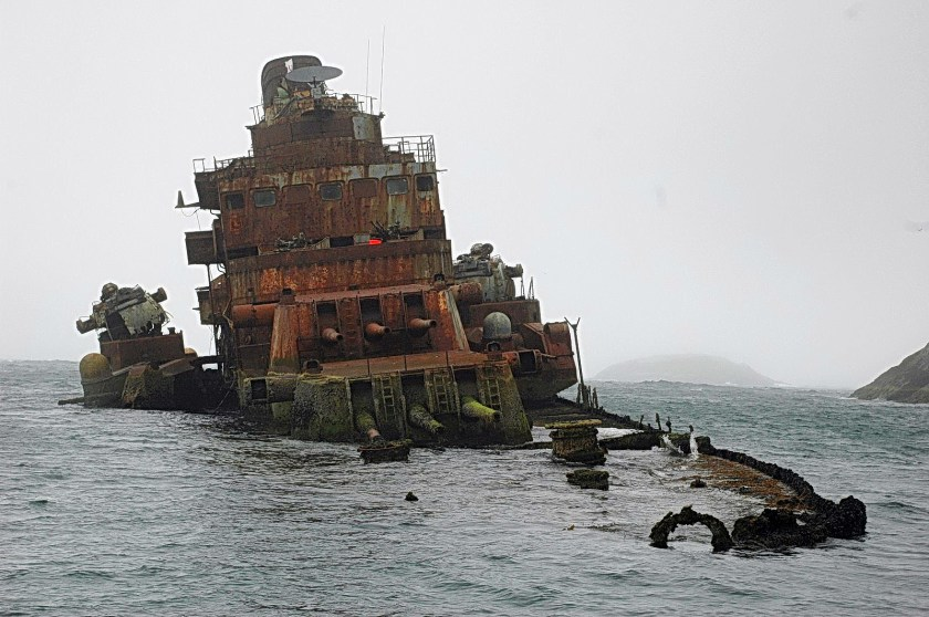Murmansk wreck Hasvik,_Norway_-_panoramio