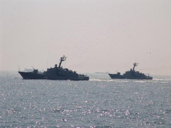 Romanian_Tarantul-I_warships