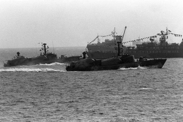 Soimul&Vulturul Epitrop boats-1992