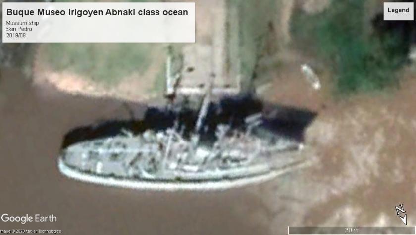 Abnaki class museum ship san pedro 2019