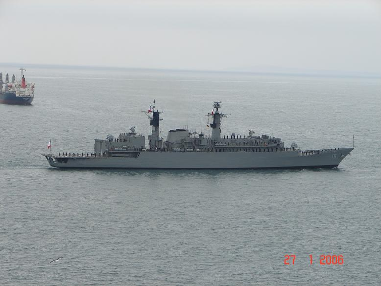 Almirante Williams CHILE-FFG-19-7