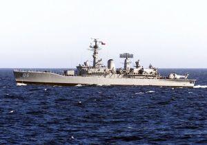 Almirante_Condell_(PFG-06)_off_Chile_1999