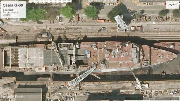 Ceara G-30 RIO 2009