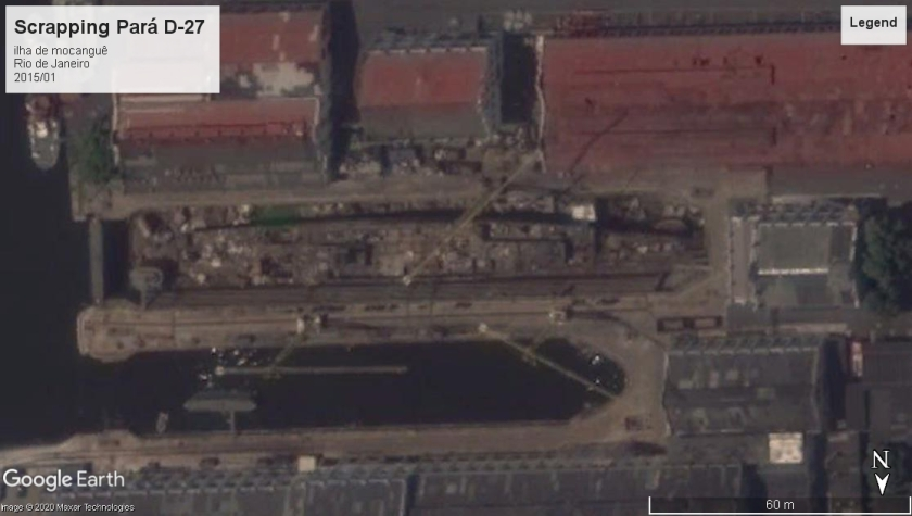 Para scrapping RIO 2015