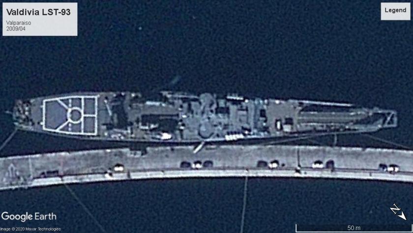 Valdivia LST-93 Valparaiso 2009