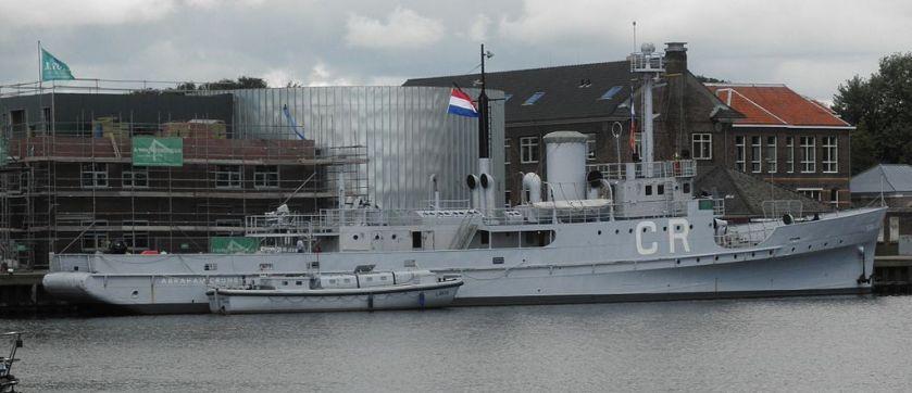 HDMS AbrahamCrijnssen_Den_Helder