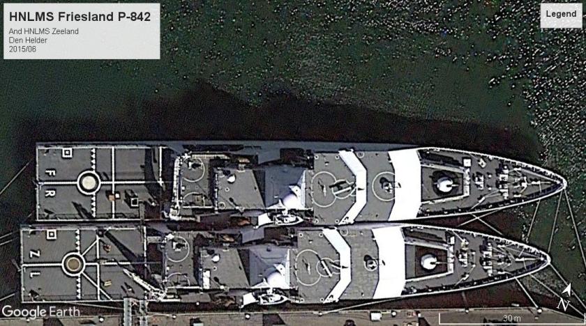 HNLMS Friesland P-842 Den Helder 2015
