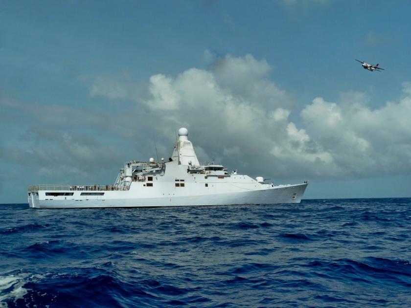 Royal Netherlands Navy Offshore Patrol Vessel
