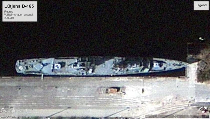 Lütjens Wilhelmshaven 2009