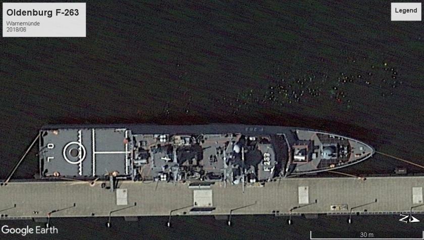 Oldenburg F-263 Warnemunde 2018