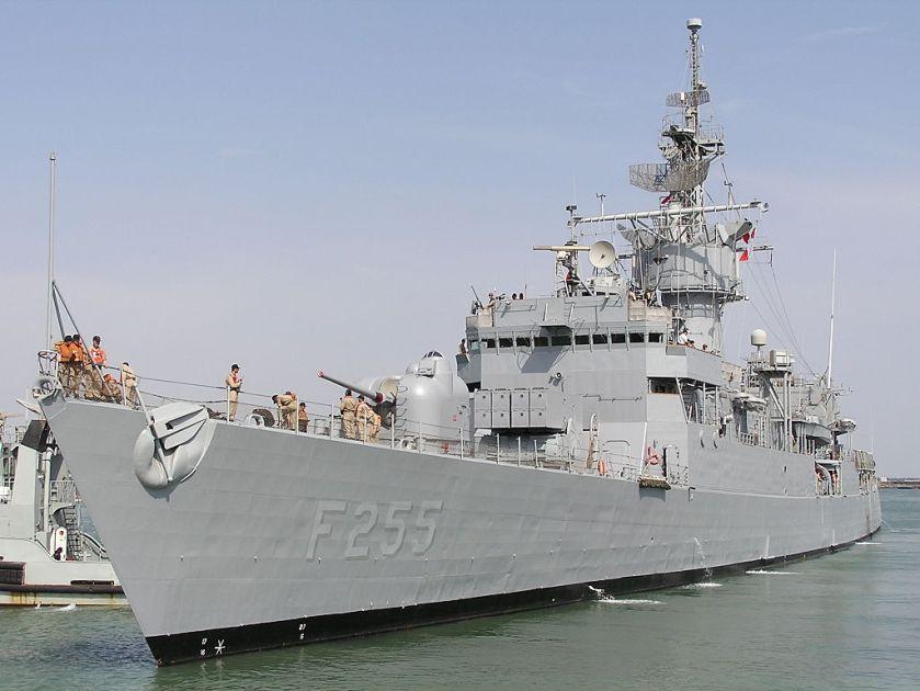TCG Karadeniz_F255