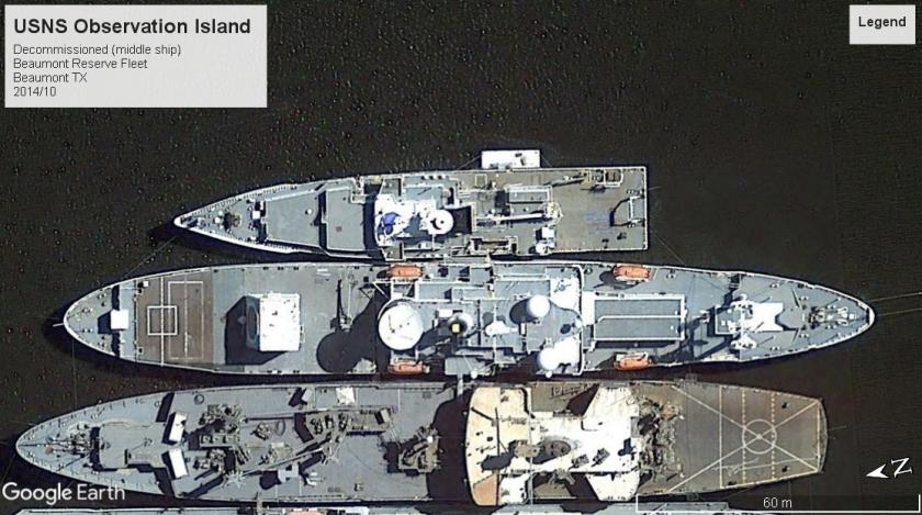 USNS Observation Island