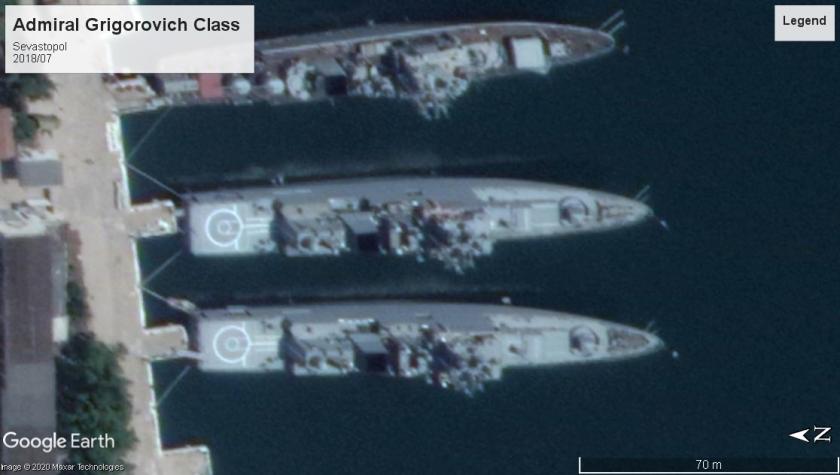 Admiral Grigorovich Sevastopol 2018