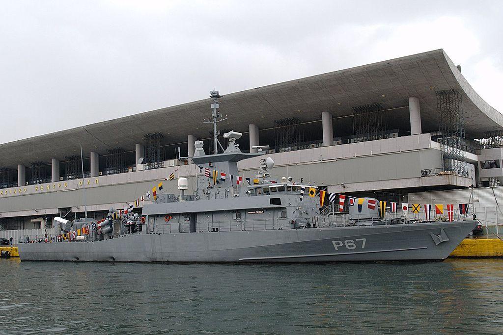 P67_Roussen - Piraeus
