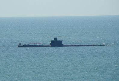 Slava bulgarian romeo class SS Слава_подводная_лодка