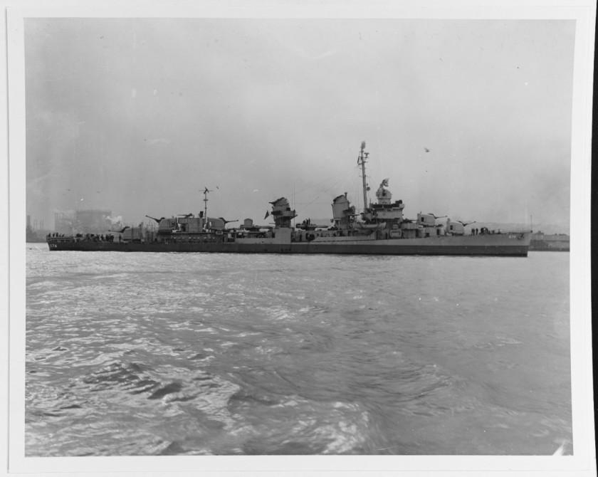 USS John Rodgers DD-574 NHHC 19-N-79945-A