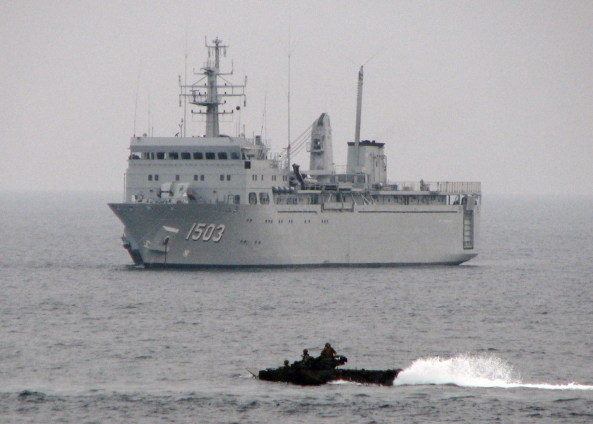 Cooperation Afloat Readiness and Training Malaysia 2009