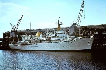 HMS_Herald_(41932081080)