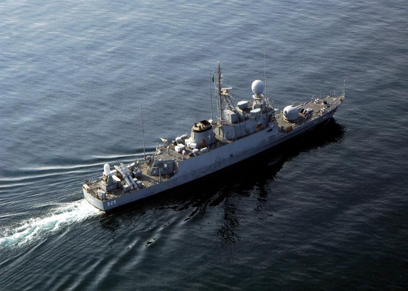 USS Iwo Jima transits the Persian Gulf