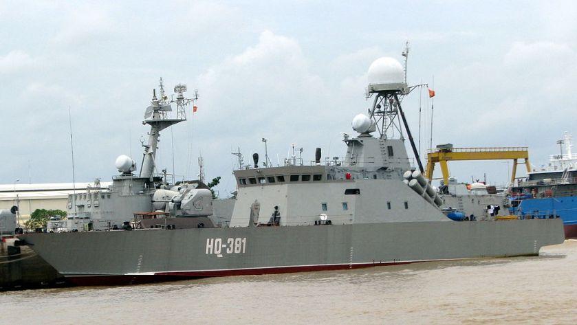 BPS vietnam patrol boat 2011