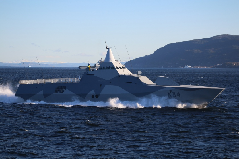 TRIDENT JUNCTURE 2018 - OCT 30 - Distinguished Visitors Day