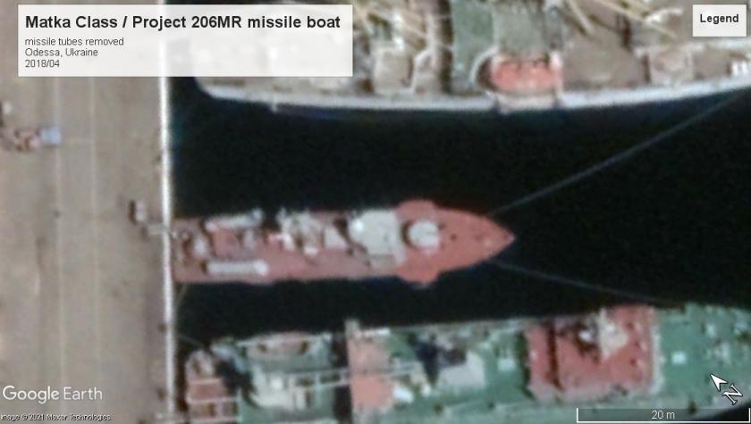 Matka class missile boat odessa 2018