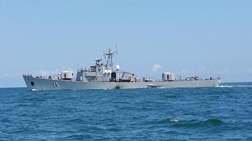 PAVN Vietnamese_Navy_Petya_II_Class_Frigate_(HQ-15)