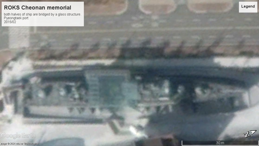 ROKS Cheonan memorial Pyeongtaek 2015
