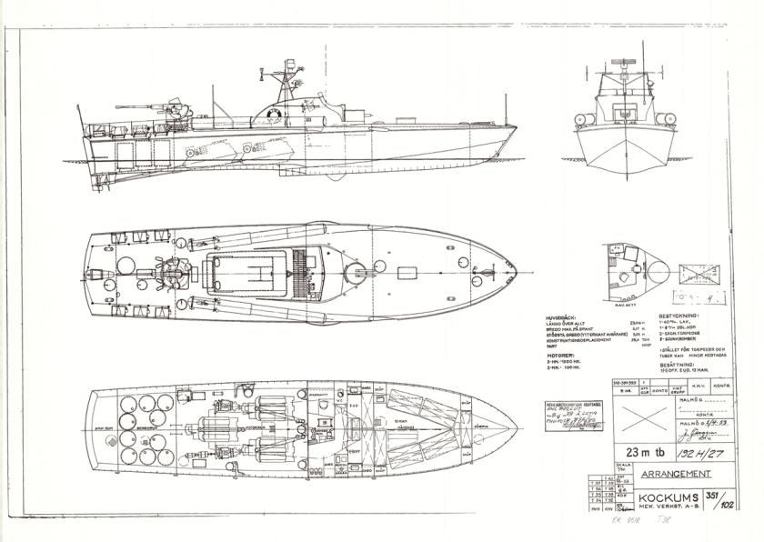 TR-38 plans KR 0518