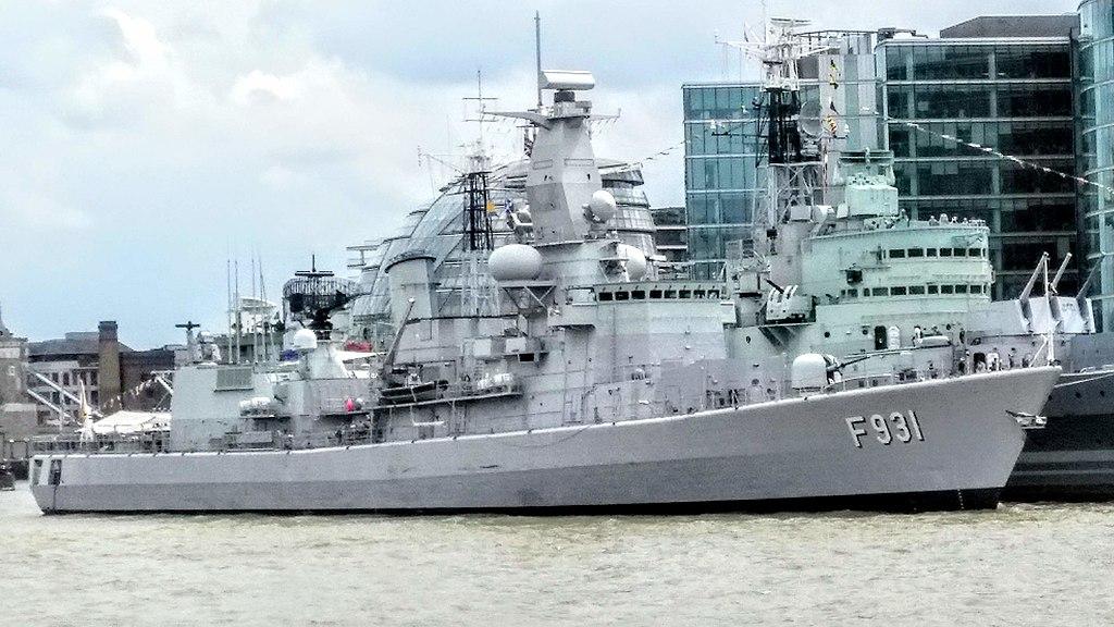 Belgian_frigate_Louise-Marie_in_London