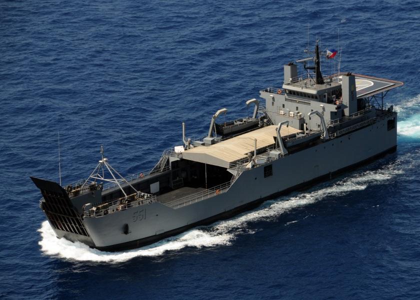 Republic of the Philippines Navy ship BRP Dagupan City