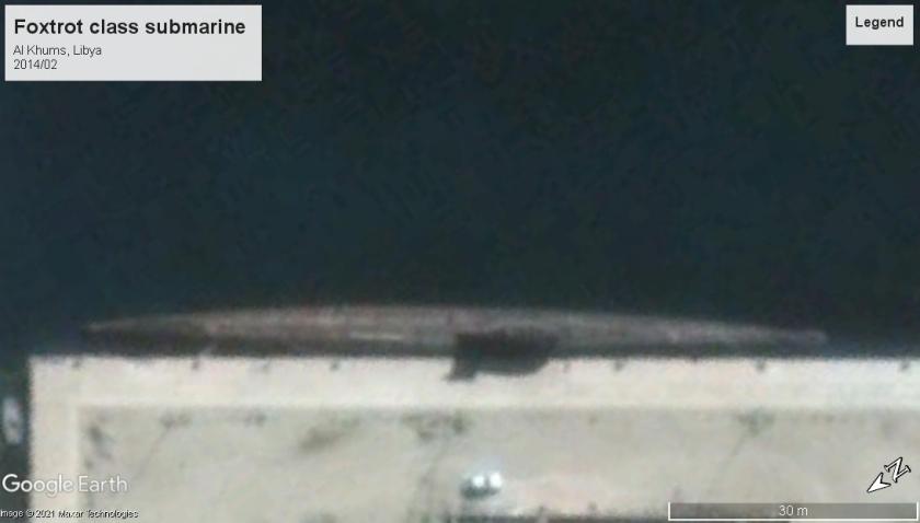 Foxtrot SS Al Khums 2014