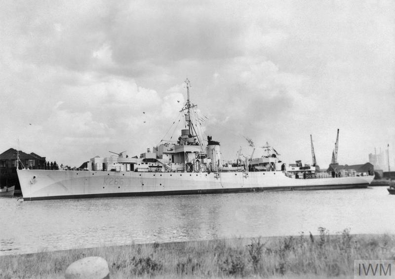 HMS Fal IWM
