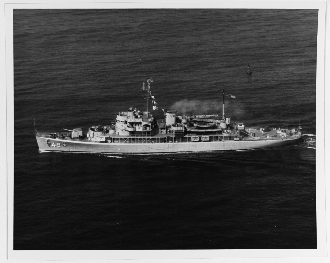USS Orca AVP-49 NHHC 80-G-668276