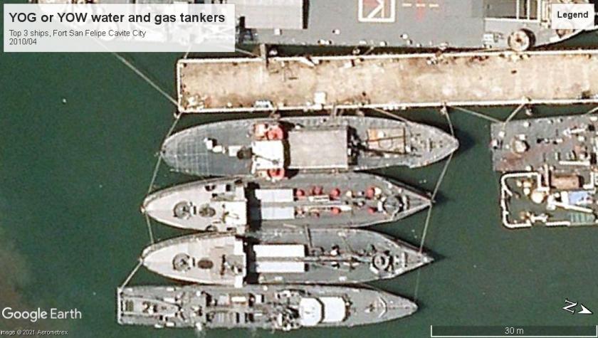 YOW or YOG tankers Cavite 2010