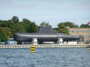 Danish_Submarine_-HDMS Sælen
