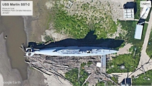 USS Marlin sub Omaha NB 2019