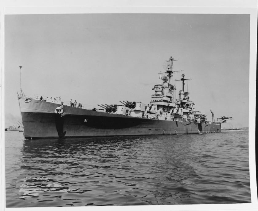 USS Oklahoma City NH 95754