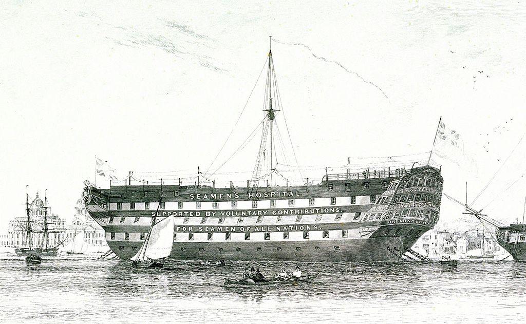 HMSDreadnought1801