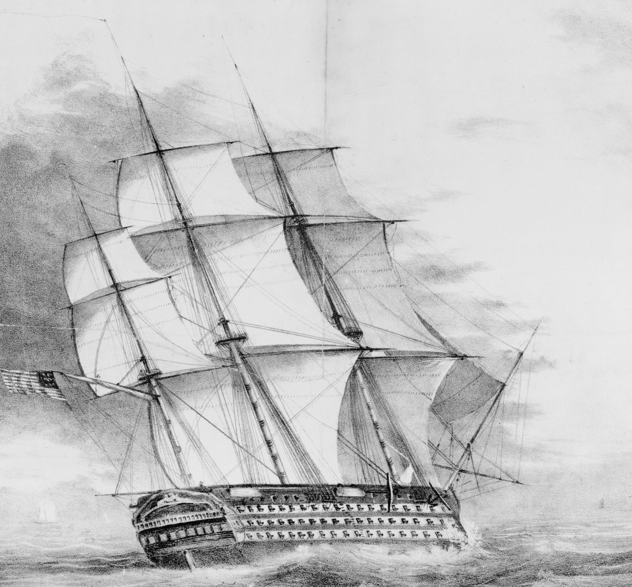 U.S._Ship_Pennsylvania._Charles_Stewart_Esq._Comr_LCCN2004666063